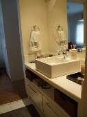 Banheiro americano d