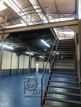 GALPÃO PARA LOCAÇÃO 500 m² TOTAL NA CASA VERDE
