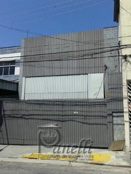 GALPÃO  PARA LOCAÇÃO NA CASA VERDE 550m