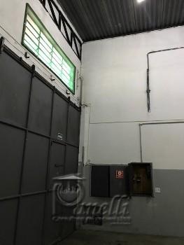 GALPÃO LOCAÇÃO 100M² 02W C/ TRIFÁSICO PQ PERUCHE
