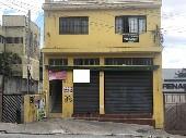 GALPÃO LOCAÇÃO COM 127m² RUA ZILDA CASA VERDE ALTA