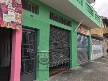 SALÃO COMERCIAL PARA LOCAÇÃO NA CASA VERDE