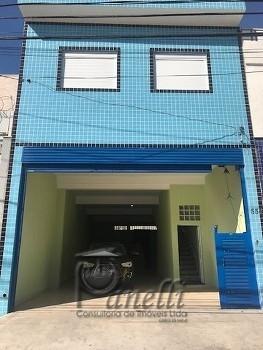 GALPÃO PARA LOCAÇÃO NA BARRA FUNDA 240m² TOTAL