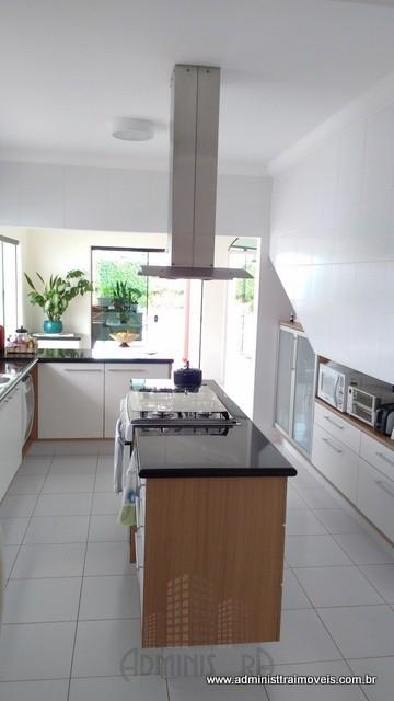 Cozinha ilha