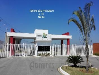 TERRENO A VENDA COND. TERRAS S. FRANCISCO SOROCABA