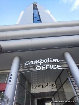 SALA COMERCIAL P/ LOCAÇÃO CAMPOLIM OFFICE SOROCABA