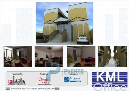 Salas comerciais KML Office