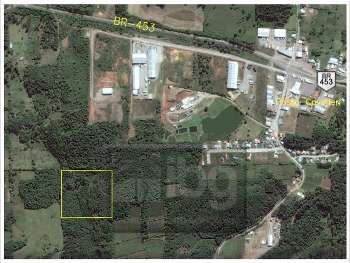 Área de 4ha próximo ao Posto Cavalheri