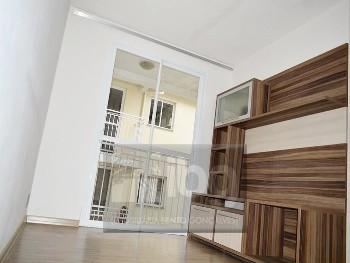 Apartamento semi mobiliado - dois domritórios