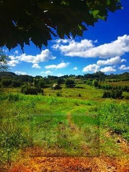 Linda área de terras na Estrada do Sabor -