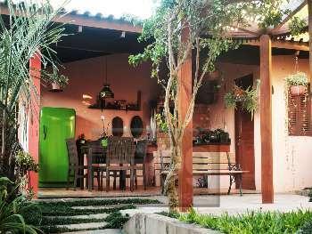 Casa cinco dormit�rios no bairro Jardim Gl�ria