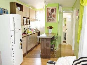 Apartamento 2 dormit�rios - Semi-mobili�do