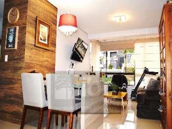 Apartamento com duas su�tes, mobiliado - Humait�