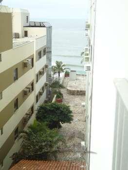 Ótimo Apartamento Ed. Frente Mar para a virada!!
