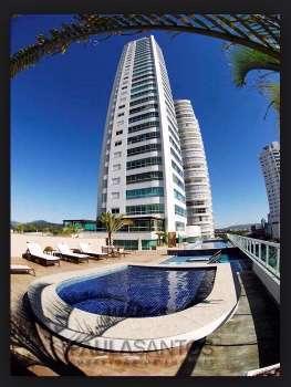 Excelente apartamento com vista para o mar!