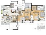 177 m² - 4º dormitório