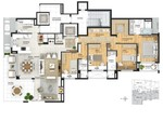203 m²