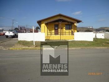 Casa de alvenaria - Copacabana Lages/ SC
