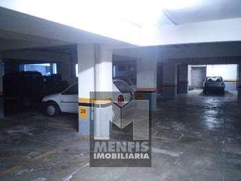 Box de Garagem no Ed. Ribeiro Centro Lages