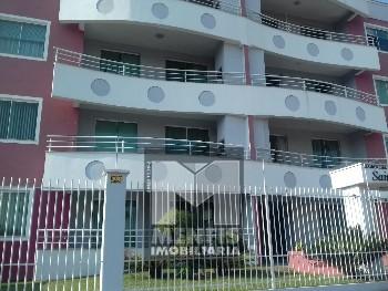 Apto c/ 2 quartos no São Cristóvão Lages SC