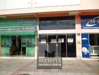 Sala Comercial Térrea c/ 29,43m² no Centro