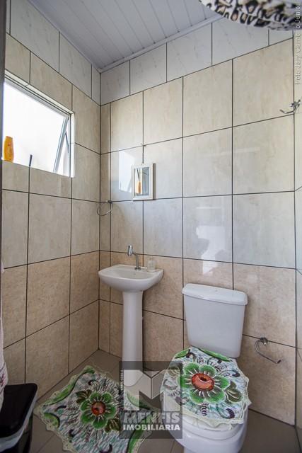 Banheiro da dependência