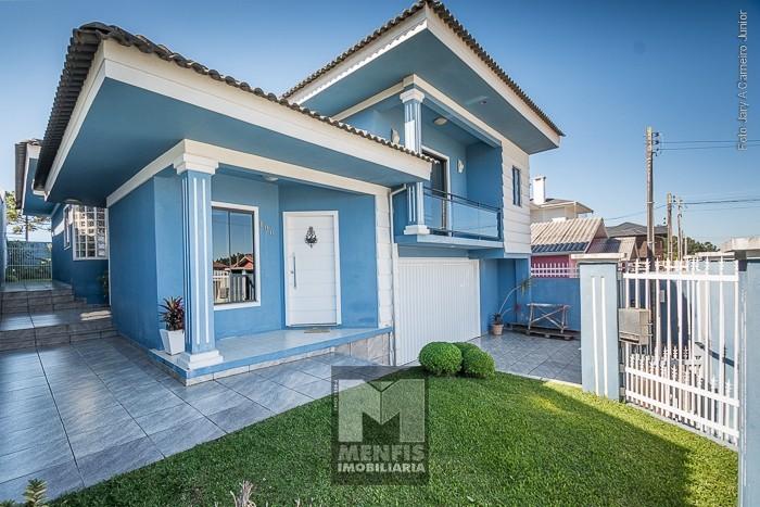 002 Casa Dois Pisos - Rua