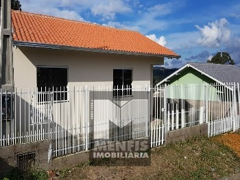 Casa de alvenaria c/ 02 quartos - Santa Catarina