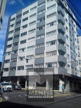 Apto c/ 03 quartos no Centro Lages / SC