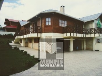 Casa Mista c/ 5 suítes