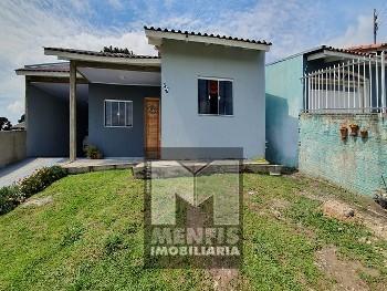 Casa de Alvenaria no bairro Santa Catarina