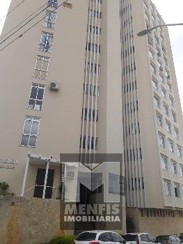 Apartamento 1 suíte + 2 quartos Centro Lages SC