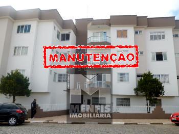 Apto C/ 1 su�te + 2 quartos - Centro Lages/ SC
