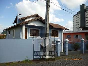 Casa de Alv. 1su�te+4quartos Centro Lages SC