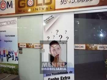 Sala Comercial Serra Shopping Centro em Lages-SC