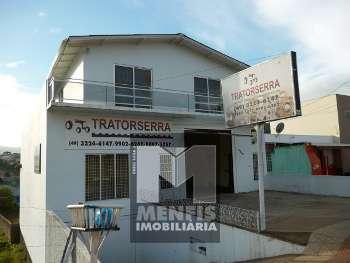Casa + Sala Comercial - B. Santa Rita - Lages