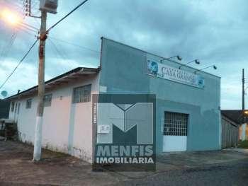 Barrac�o Comercial/ Residencial - Habita��o-Lages