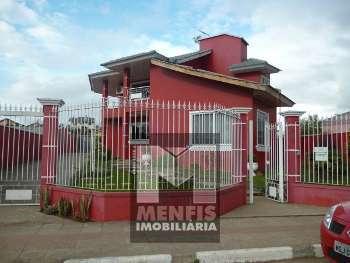 Casa de Alv. c/1 su�te master+2 quartos Lages/ SC