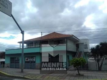 1 Apto + 2 Sala Comercial - B. Santa Rita - Lages