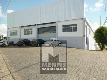 Barracão c/ 1423,50m² - Centro