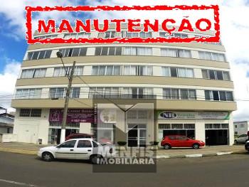 Apartamento C/ 2 quartos - Centro Lages SC