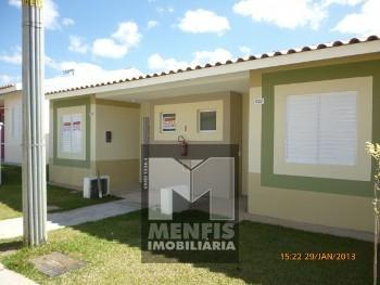Casa de Alvenaria C/ 2 quartos - Guarujá Lages/ SC