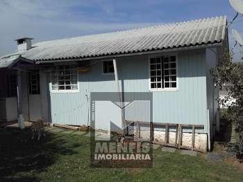 Casa de madeira c/ 2 quartos Caroba Lages - SC