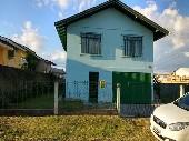 Casa no B:  Santa Maria com super lote de esquina