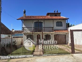 Casa Bairro Popular Lages - SC.