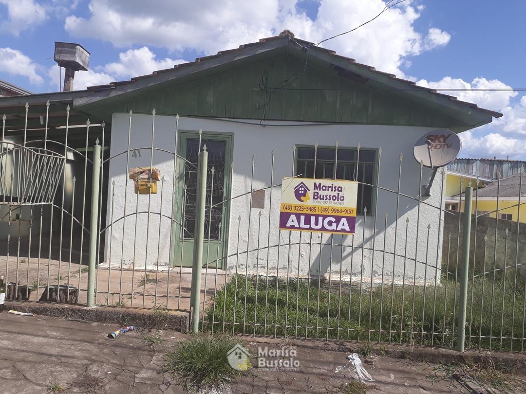 Casa Para Alugar Bairro Triangulo Lages -SC