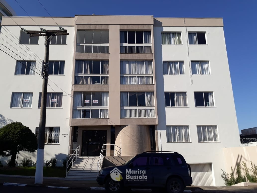 Apartamento Locação Centro Lages - SC.