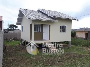 Casa Para Venda Bairro Guarujá Lages - SC.