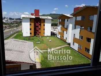 Apartamento Venda Bairro Popular Lages - SC.