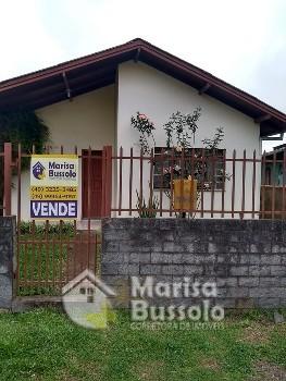 Casa Para Venda Bairro Vila Nova Lages - SC.